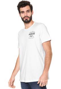 Camiseta Com Rasgos Slim masculina  d9be780b68c37