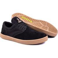 24a87b1b0a Tênis Embora Footwear Salazar Masculino - Masculino-Preto+Caramelo