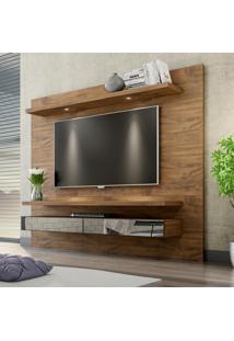 Painel Para Tv 220 Nobre Com Espelho Tb108E - Dalla Costa
