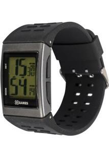 Relógio Digital X Games Xgppd118 - Unissex - Preto