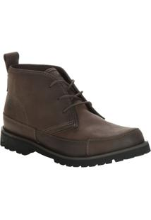Bota Timberland Ek Leather Chukka Brown - Masculino