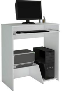 Mesa Para Computador Iris Branca