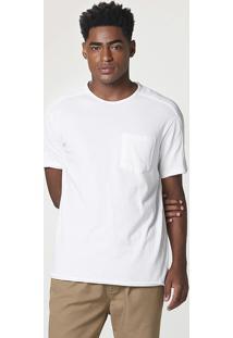 Camiseta Masculina Comfort Manga Curta