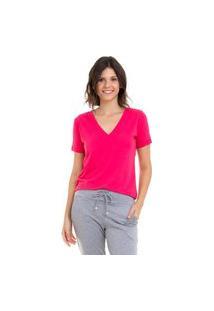 Camiseta Aura Costas Tule Pink