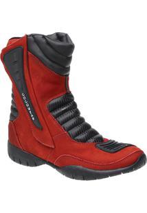 ba12b49442 Coturno Motociclista Em Couro Gogowear Scarpa - Masculino