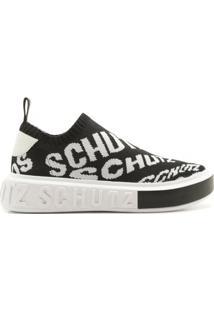 Sneaker It Knit Bold Logomania Schutz S209200019