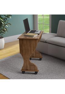 Mesa Para Computador Dobravel C27 Nn Nobre Fosco - Dalla Costa