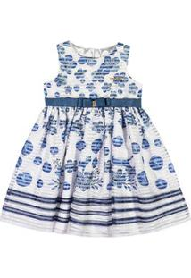 Vestido Marisol Branco Bebê Menina Vestido Marisol Branco Menina