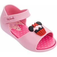 c90aba145 Sandália Infantil Minnie Fun Grendene Feminina - Feminino-Rosa
