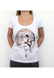Ranthambore - Camiseta Clássica Premium Feminina