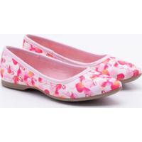 ee98e6f8a8 Sapatilha Infantil Pink Cats Flamingo - Feminino-Rosa