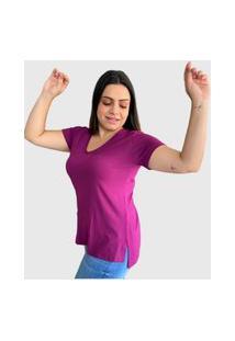 Camiseta Básica Feminina Vest Legging Malha