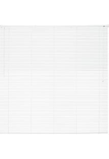 Persiana Premier- Branca- 160X140X3Cm- Evoluxevolux