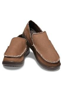 Sapato Crocs Masculino Santa Cruz - Espresso