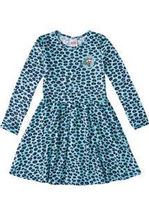 Vestido L.O.L® Menina Malwee Kids