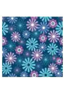 Papel De Parede Autocolante Rolo 0,58 X 3M - Floral 1312