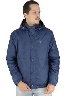 Casaco Térmico Masculino 3 Em 1 Mountain Creek - Masculino-Azul Escuro
