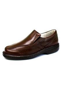 Sapato Ranster Palmilha Gel Comfort Marrom