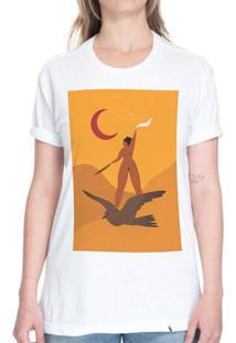 Noite Em Bacurau #Bacurau - Camiseta Basicona Unissex