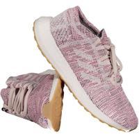 e6706cc37 Fut Fanatics. Tênis Adidas Pureboost Go Feminino Rosa
