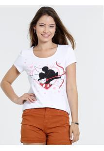 Blusa Feminina Estampa Mickey Disney