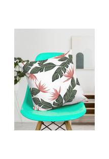 Amaro Feminino Design Up Living Capa De Almofada Jardim 42X42, Multi Colorido