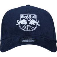 Boné Aba Curva New Era 940 Red Bull Brasil Hp Sn Little Logo - Snapback - 05dd908dca2