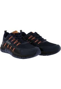 Tênis Black Free Running Masculino Perfect 2 Marin