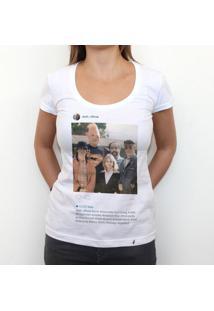 Sloth Official - Camiseta Clássica Feminina