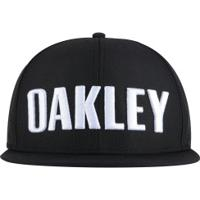 Boné Aba Reta Oakley Perf Hat - Snapback - Adulto - Preto 1dc0060a99a