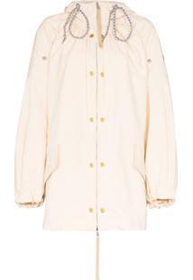 Moncler 2 1952 Amaranth Jacket - Neutro