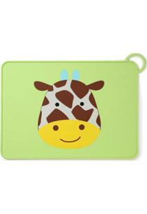 Jogo Americano Skip Hop Girafa - Unissex-Verde