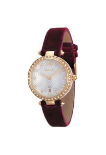 Relógio Analógico Seculus Feminino - 20434Lpsvdr2 Dourado