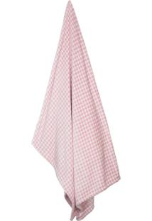 Cobertor Solteiro Loft Rosa (150X220Cm)