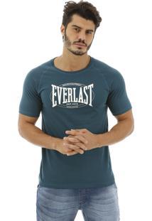 Camiseta Everlast Estampado Frente