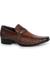 Sapato Social Masculino Rafarillo Las Vegas Textur