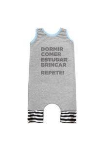 Pijama Regata Comfy Repete!