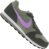 84e71b2ad9 Centauro. Tênis Nike Md Runner 2 Feminino- Infantil ...