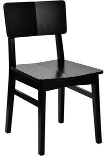Cadeira Duo Preta