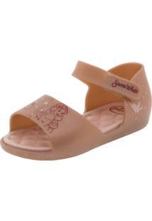 1db97b6b2f Sandália Infantil Baby Princess Rose Grendene Kids- 21842