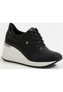 Tênis Feminino Sneaker Plataforma Via Marte