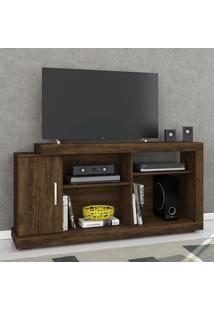 Rack Para Tv 1 Porta Miguel 384024 Savana - Madetec