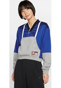 Blusão Nike Ispa Feminino