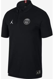 fa92efffedb Camisa Polo Jordan X Psg Masculina