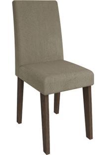 Cadeira Milena 2 Peças - Marrocos - Caramelo