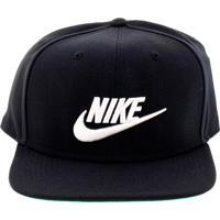 Boné Nike Futura Pro Preto Branco T Un 17466b05433