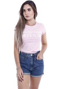 Camiseta Coca-Cola Feminina - Feminino