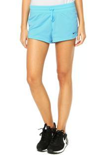 Bermuda Nike Gym Reversible Azul