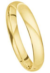 Aliança Noivo Ouro Amarelo Emotion