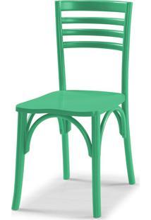 Cadeiras Para Cozinha Samara 83,5 Cm 911 Verde Anis - Maxima